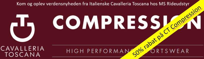 Cavalleria Toscana Kompressions ridebukser