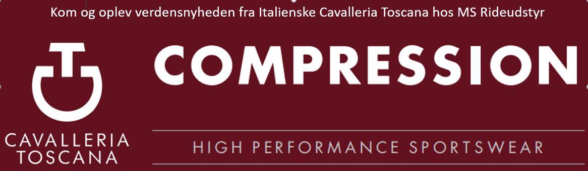 Cavalleria Toscana Kompressionsridebukser