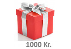 Gavekort kr. 1000