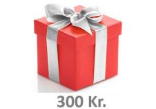 Gavekort kr. 300