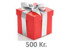 Gavekort kr. 500