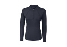 Pikeur Justine Funktionsbluse, navy
