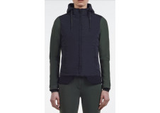 Cavalleria Toscana Hooded Stretch Jacket