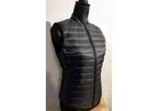 Cavalleria Toscana Nylon Quiltet Body Warmer, mørkegrå