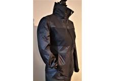 Cavalleria Toscana Piquet/nylon Reversable jacket, str L