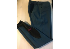 Cavalleria Toscana New Grip Breeches, Blågrøn