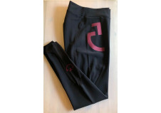 Cavalleria Toscana High Waist Jump Breeches, sort