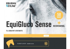 EquiGluco Sense, 5 kg OBS: SENDES IKKE!