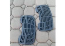 Flex-on stigbøjleplade
