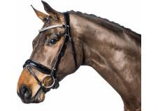 Horsegaurd Ergo Trense med lak