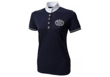 Pikeur stævne t-shirt navy