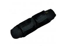 MediLamb Dressur Gjordbeskytter med velcro-Black