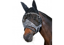Horseguard Zebra Insektmaske/mod UV stråler