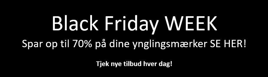 Ms Rideudstyr black Friday