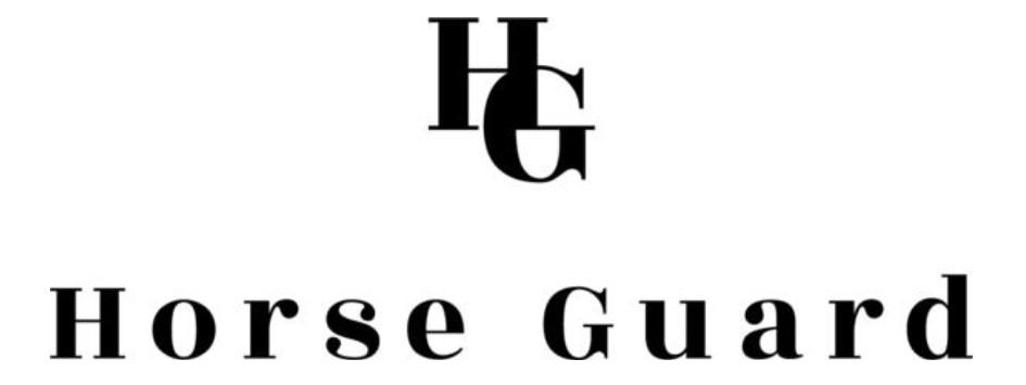 Køb kvalitetsprodukter fra HorseGuard - og mange flere brands - hos MS Rideudstyr